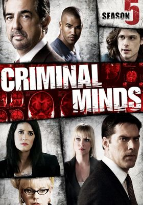 Criminal Minds Season 5's Poster
