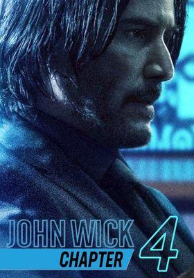 John Wick: Chapter 4's Poster