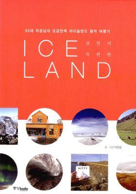 『살면서 꼭 한번, 아이슬란드』のポスター