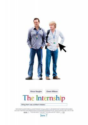 인턴쉽의 포스터