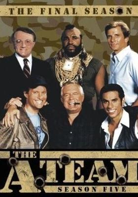 A 특공대 시즌 5의 포스터