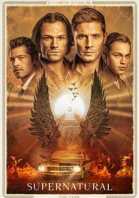 Supernatural Season 15's Poster