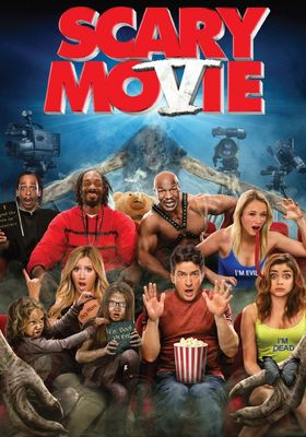 Scary Movie 5's Poster