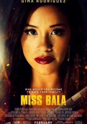 Miss Bala's Poster