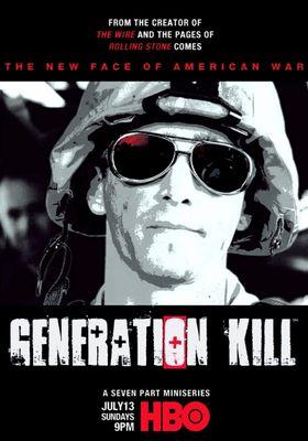 『ジェネレーション・キル』のポスター