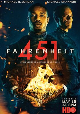 Fahrenheit 451's Poster