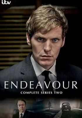 Endeavour Season 2's Poster