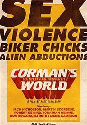 로저 코만의 세계의 포스터
