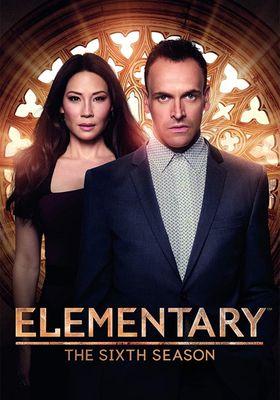 『エレメンタリー ホームズ&ワトソン in NY シーズン6』のポスター