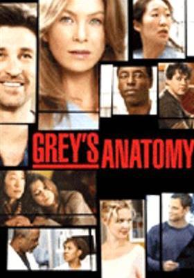 『グレイズ・アナトミー シーズン1』のポスター