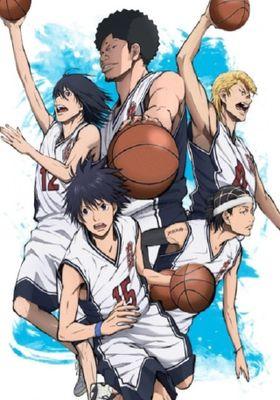 Ahiru no Sora Season 1's Poster