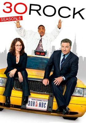 30 Rock Season 6's Poster