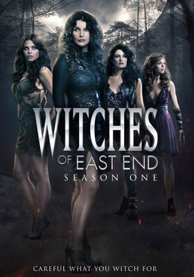 Witches of East End Season 1's Poster