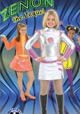 우주소녀 제논: Zequel의 포스터