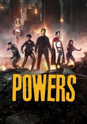 Powers Season 1's Poster
