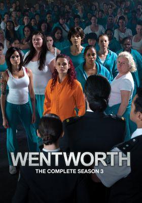 Wentworth Season 3's Poster