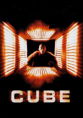 『CUBE』のポスター