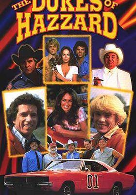『해저드 마을의 듀크가족』のポスター