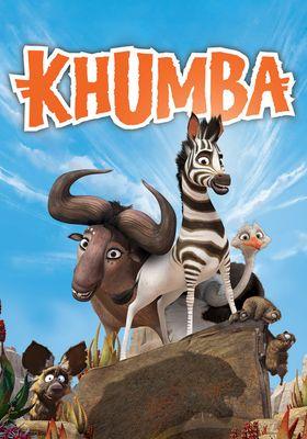 Khumba's Poster
