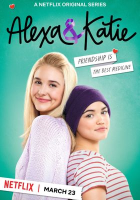 Alexa & Katie Season 1's Poster