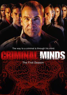 Criminal Minds Season 1's Poster