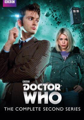Doctor Who Season 2's Poster