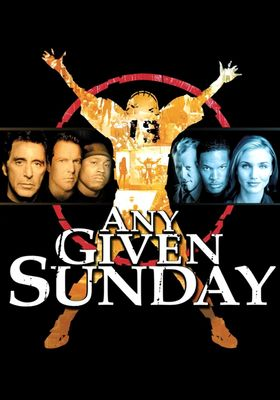 Any Given Sunday's Poster