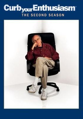 Curb Your Enthusiasm Season 2's Poster