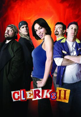 Clerks II's Poster