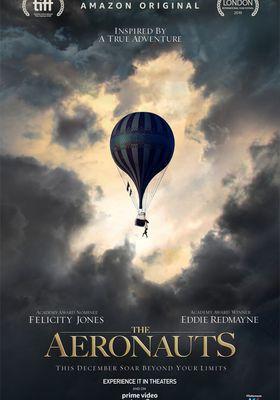 『イントゥ・ザ・スカイ 気球で未来を変えたふたり』のポスター