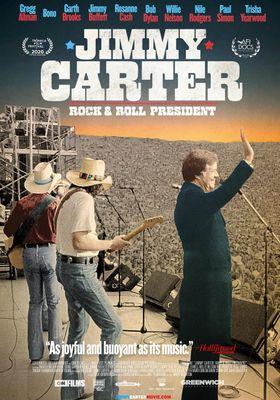 Jimmy Carter: Rock & Roll President's Poster