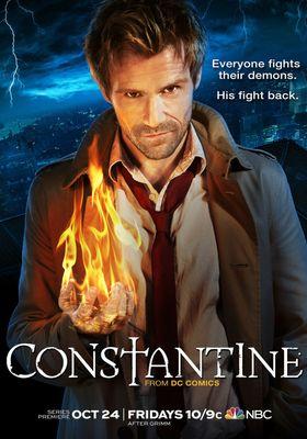 콘스탄틴의 포스터