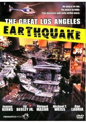 The Great Los Angeles Earthquake's Poster