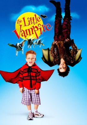 The Little Vampire's Poster