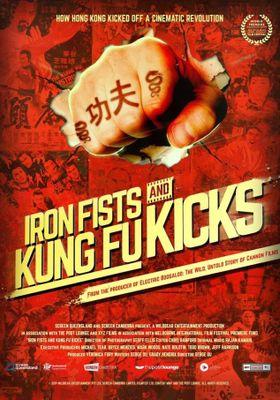 Iron Fists and Kung Fu Kicks's Poster