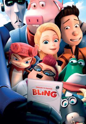Bling's Poster