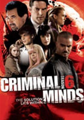 Criminal Minds Season 6's Poster