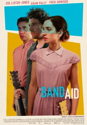 밴드 에이드의 포스터