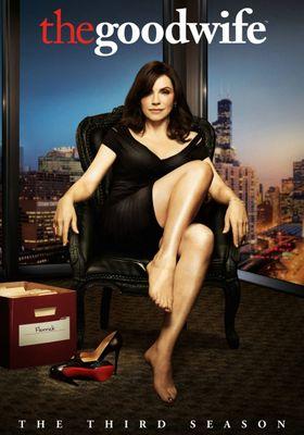『グッド・ワイフ 彼女の評決 シーズン3』のポスター