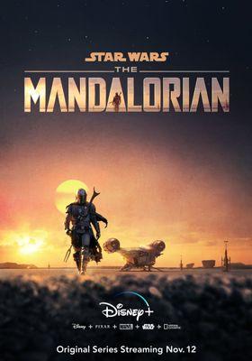 더 만달로리안 시즌 1의 포스터