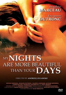 My Nights Are More Beautiful Than Your Days's Poster