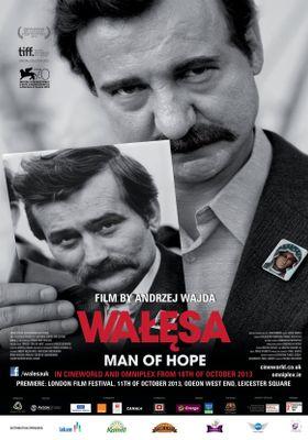 Walesa: Man of Hope's Poster