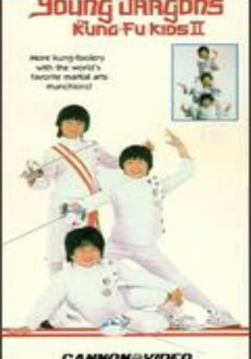 Young Dragons: Kung Fu Kids II's Poster