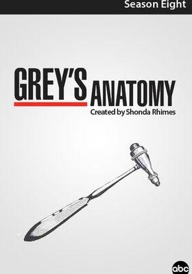 Grey's Anatomy Season 8's Poster