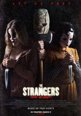 The Strangers: Prey at Night's Poster