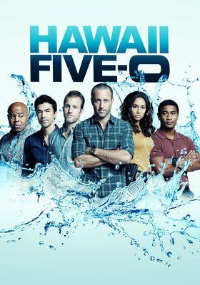 『Hawaii Five-0 シーズン10』のポスター