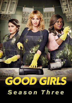 Good Girls Season 3's Poster