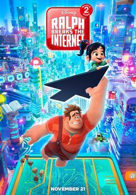 Ralph Breaks the Internet's Poster