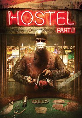 『ホステル3』のポスター