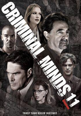 Criminal Minds Season 11's Poster
